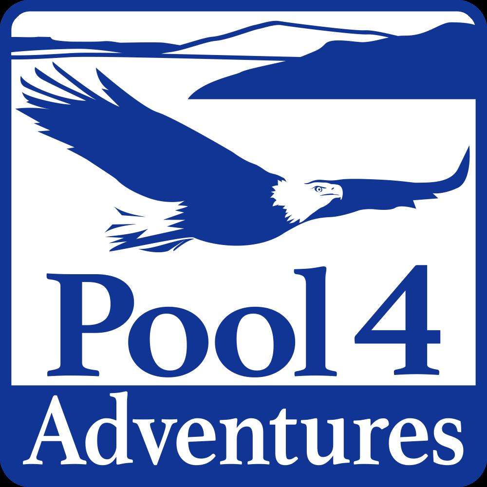 Pool 4 Adventures Logo