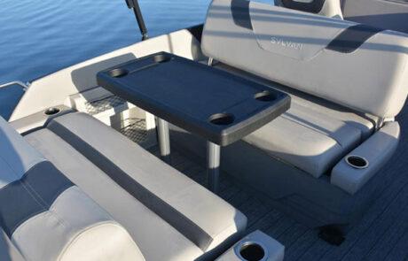 Pool 4 Adventures 2021 Sylvan L3 DLZ Dual Lounger Pontoon